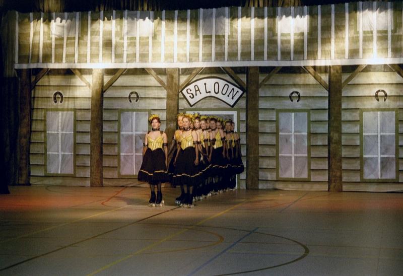 Doek 12 - Billy Bob Saloon 1