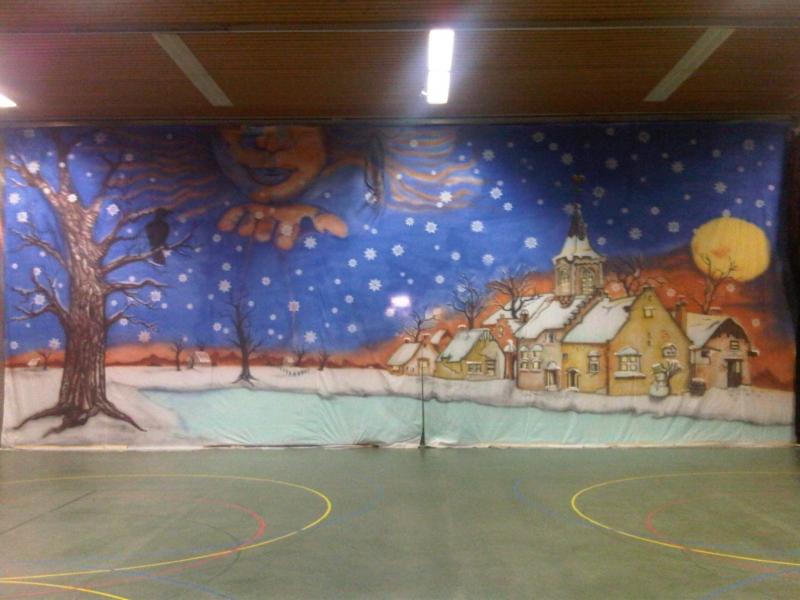Doek 50 - Winterwonderland 4